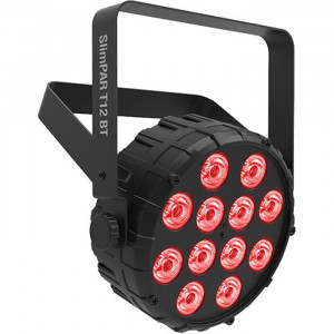 CHAUVET SlimPAR T12 BT Wash Light with Built-in Bluetooth