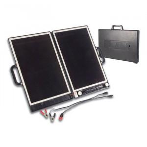 VELLEMAN Solar Panel Briefcase Design 13 Watt