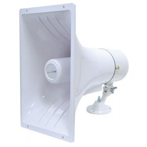 "SPECO Weatherproof PA Speaker Horn 6.5""x11"" 70/25V"