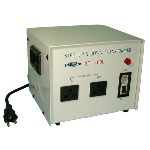 PHILMORE 1000 Watt Step Up/Step Down Transformer