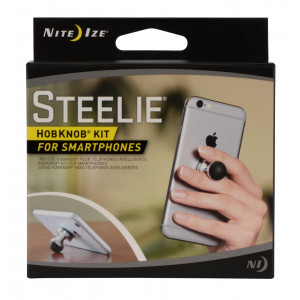 NITEIZE Steelie Hob Knob Kit for smartphones