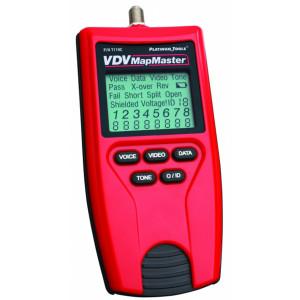 PLATINUM VDV Mapmaster Tester
