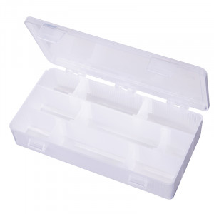 FLAMBEAU Three Compartment Divider Box