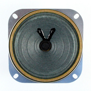 "PHILMORE 4"" Square Miniature Speaker"