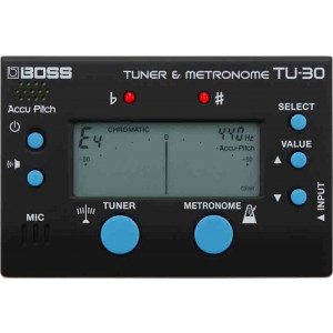 BOSS Tuner and Metronome