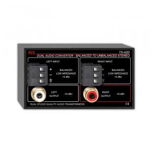 RDL Dual Audio Converter