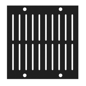 M/A Vented Blank Module