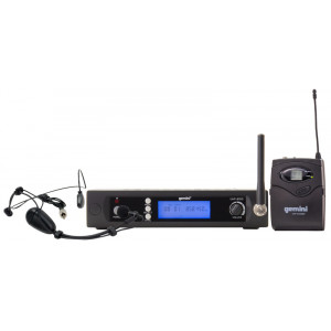 GEMINI Headset or Lav Wireless Mic System