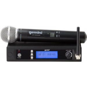 GEMINI Handheld Wireless Mic System
