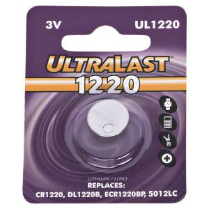 DANTONA Lithium 1220 3v Battery