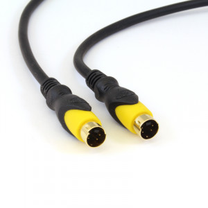 PHILMORE S-Video/S-VHS M-M Cable 25ft