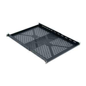 "Middle Atlantic Rack Shelf 1U 16""-26""D"