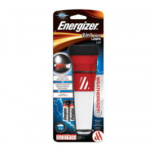 ENERGIZER Weatheready 2AA 2 in 1 Light