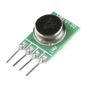 SPARKFUN RF Link Transmitter - 434MHz
