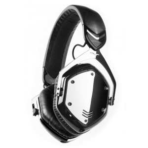 ROLAND V-Moda Crossfade Wireless Headphones Chrome