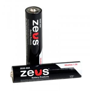 ZEUS Alkaline AAA Battery 40pk