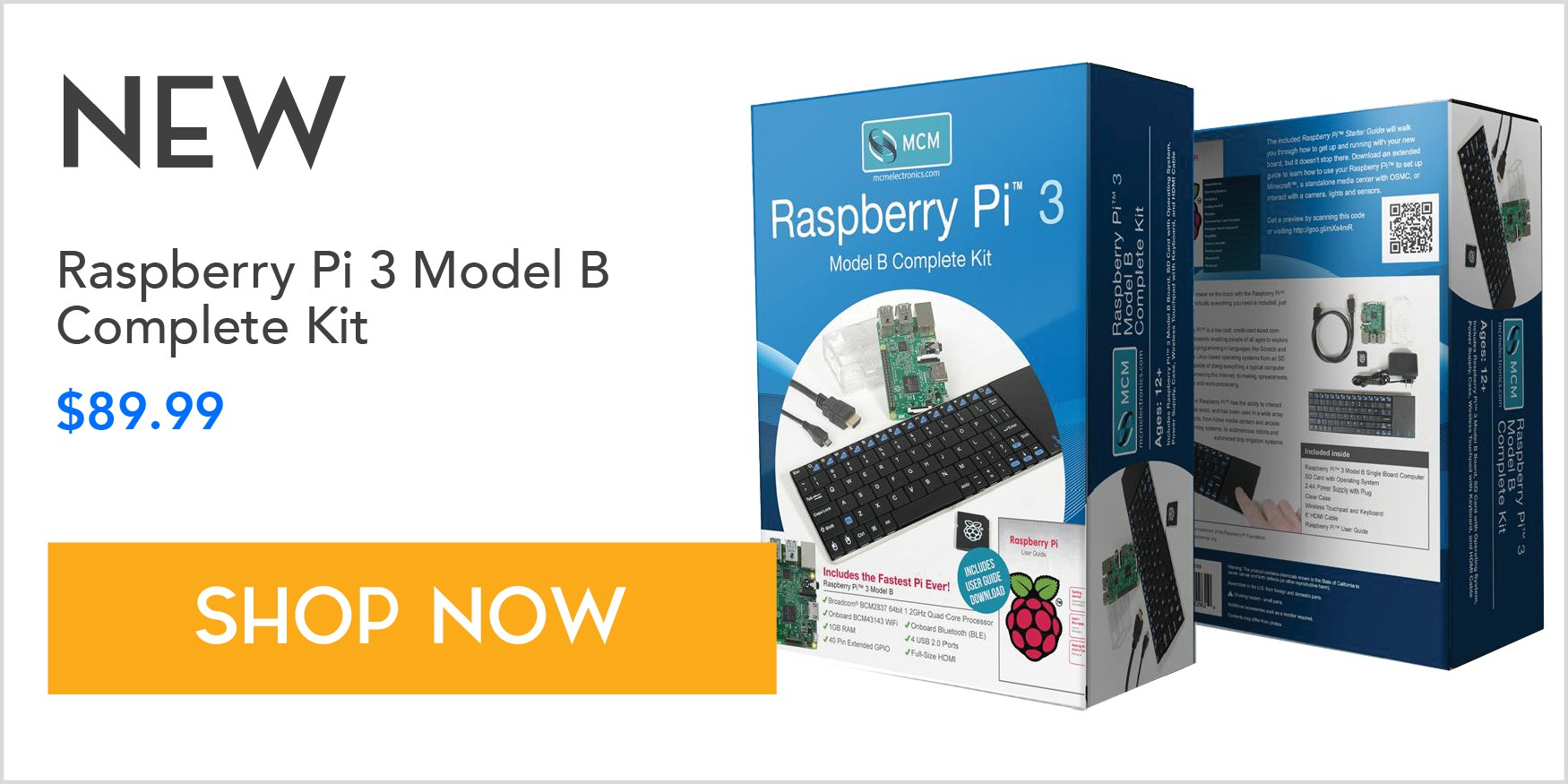 raspberry pi kit