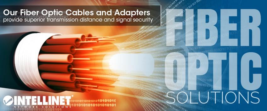 Intellinet Fiber Cables