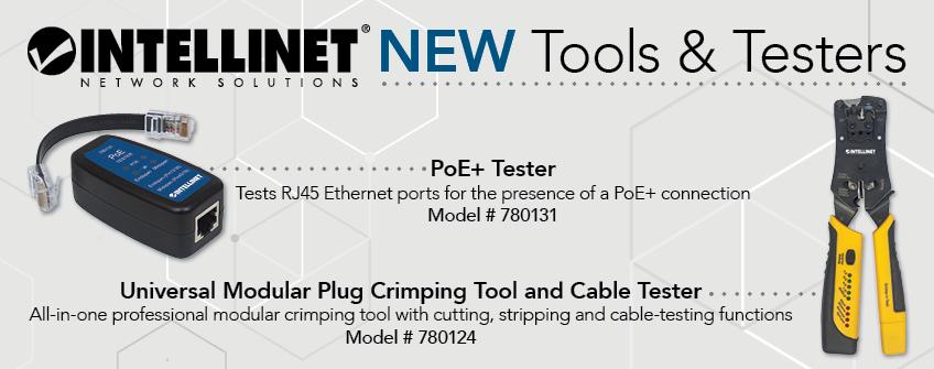 Intellinet Tools & Testers