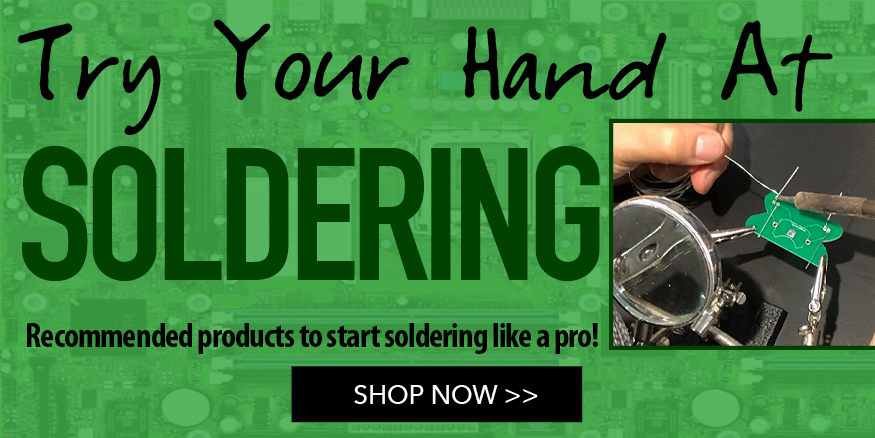 Recommended Solder Products