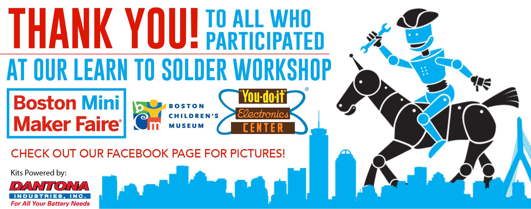 Boston Mini Maker Faire